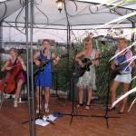 Tweede optreden @ Le Bar L'Ange des Mers