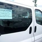 'the van' van GADGET
